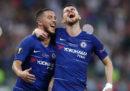 Il Chelsea ha stravinto l'Europa League