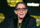 "È morto Peter Mayhew, che era stato Chewbecca nei film di ""Star Wars"""