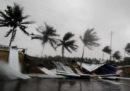 Il ciclone Fani è arrivato in India