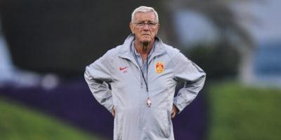 Marcello Lippi è di nuovo l'allenatore della nazionale cinese di calcio