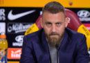 Il video della conferenza stampa di Daniele De Rossi