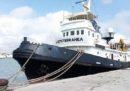 La procura di Agrigento non ha convalidato il sequestro preventivo della nave Mare Jonio