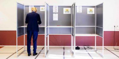 Le elezioni europee iniziano oggi