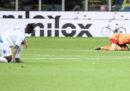 L'Empoli è retrocesso in Serie B