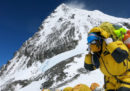 Uno scalatore statunitense è morto durante la discesa dalla cima dell'Everest