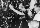 Evita Perón nacque cent'anni fa