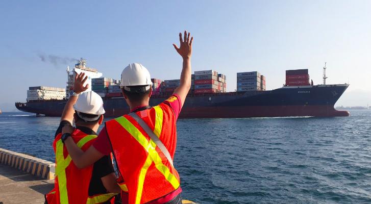 Le Filippine Hanno Spedito Indietro Al Canada 69 Container