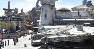 Com'è fatto il nuovo parco divertimenti di Star Wars