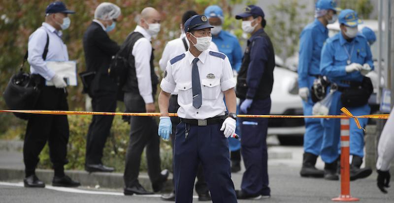 Accoltella i bambini in attesa del bus, attacco choc in Giappone