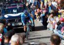 Richard Carapaz ha vinto la quarta tappa del Giro d'Italia