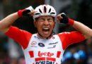Caleb Ewan ha vinto in volata l'undicesima tappa del Giro d'Italia