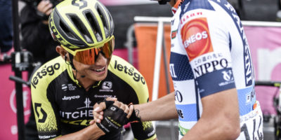 Il Giro d'Italia è di Carapaz