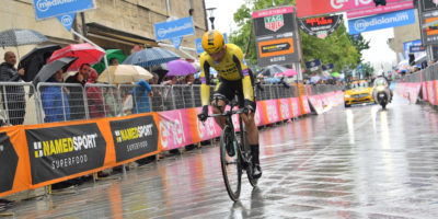 La dodicesima tappa del Giro d'Italia 2019 da Cuneo a Pinerolo
