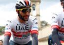 Fernando Gaviria ha vinto la terza tappa del Giro d'Italia, dopo la penalizzazione di Elia Viviani