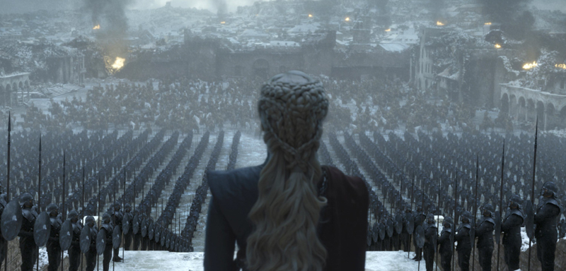Come finisce Game of Thrones