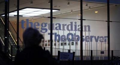 """Il """"Guardian"""" ha fatto un utile operativo per la prima volta negli ultimi vent'anni"""