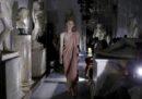 La sfilata di Gucci ai Musei Capitolini