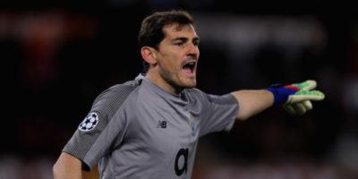 Il calciatore Iker Casillas è stato ricoverato per un infarto