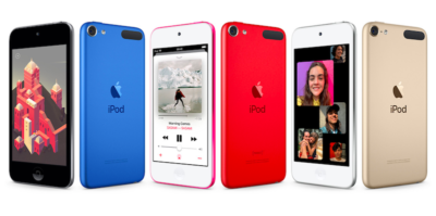 Apple ha fatto un nuovo iPod