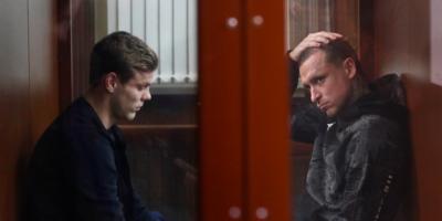 Due calciatori della nazionale russa sono stati condannati a un anno e mezzo di carcere per aggressione