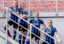 La nuova maglia Nike dell'Inter