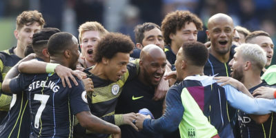 Il Manchester City ha vinto la Premier League