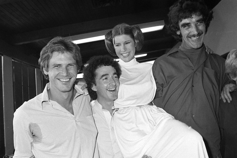 È morto Peter Mayhew, interpretò Chewbacca in Star Wars