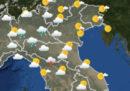 Le previsioni meteo per venerdì 24 maggio