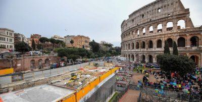 Capire la metro C di Roma