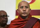 """In Myanmar c'è un mandato di arresto per il monaco radicale Ashin Wirathu, chiamato il """"Bin Laden buddista"""""""