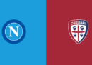 Napoli-Cagliari in streaming e in TV