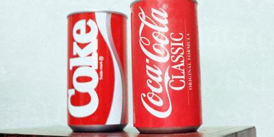 Quando la Coca-Cola cambiò gusto