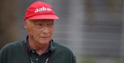È morto Niki Lauda
