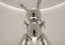 Una statua di Jeff Koons è l'opera di un artista vivente venduta alla cifra più alta di sempre