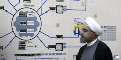 L'Iran si ritirerà parzialmente dall'accordo sul nucleare