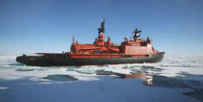 La Russia vuole l'Artide