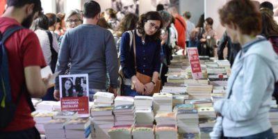Al Salone del Libro ci sono stati 148mila visitatori, un po' più dell'anno scorso