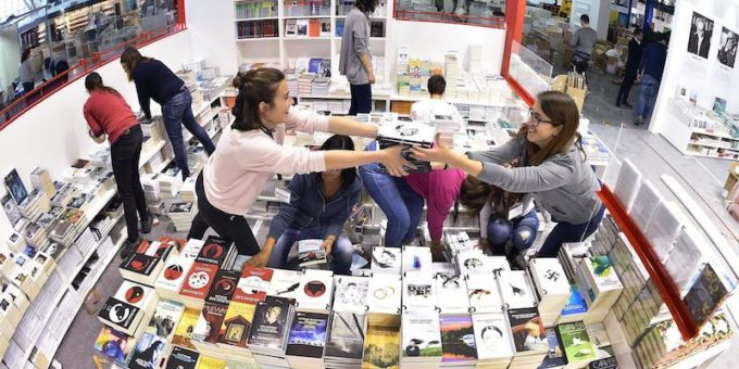 Il Salone del Libro vuole essere più sostenibile