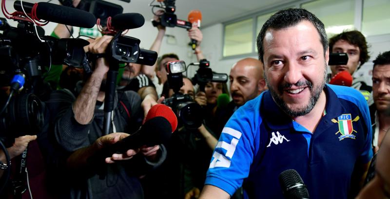 Le prime proiezioni sulle elezioni europee in Italia