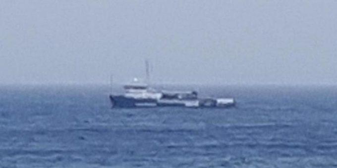La Sea Watch 3 è al largo di Lampedusa