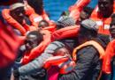 L'ong Sea Watch ha soccorso 65 persone al largo della Libia