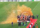 Il Lecce è stato promosso in Serie A