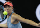 Maria Sharapova non parteciperà al Roland Garros