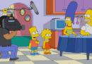 Il declino dei Simpson