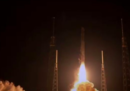 Space X ha lanciato una capsula Dragon verso la Stazione Spaziale Internazionale