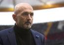 Luciano Spalletti non è più l'allenatore dell'Inter