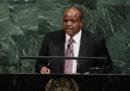 C'è stata una rara manifestazione contro il governo in eSwatini, l'ex Swaziland