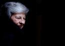 Theresa May dice che il Parlamento britannico voterà di nuovo sull'accordo per Brexit all'inizio di giugno