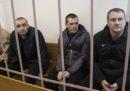 Il Tribunale internazionale del diritto del mare ha ordinato alla Russia di rilasciare immediatamente i 24 marinai ucraini arrestati in Crimea lo scorso novembre