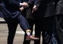 Che calzini indossare per incontrare Donald Trump